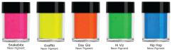 lecente neon pigment range